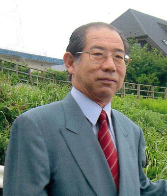 代表取締役社長 飯田勝夫